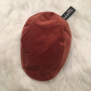 •FIRM• KANGOL | Cord Cap Hat Large